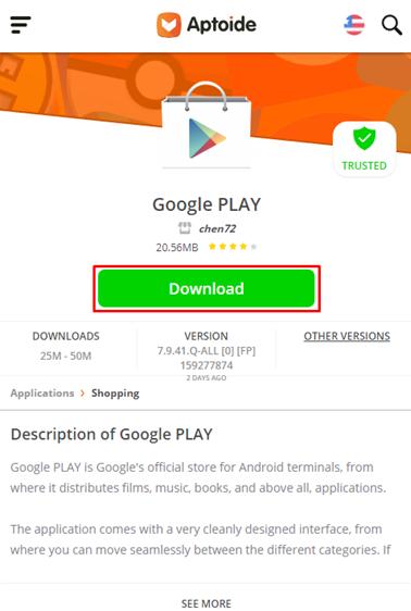 boton download play store