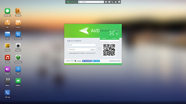 windows airdroid